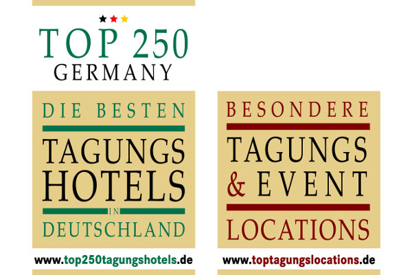 TOP 250 Germany / Besondere Tagungs- und Eventlocations